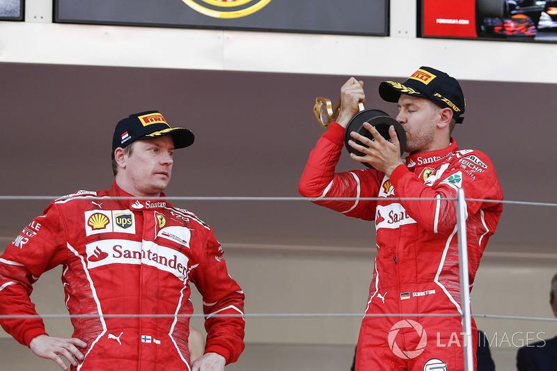 Monaco GP - Kazanan: Sebastian Vettel