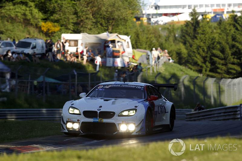 6. #43 BMW Team Schnitzer, BMW M6 GT3