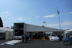 Porsche 91 GT3 Cup di Walter Ben, Ghinzani Arco Motrosport