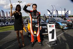 Race winner Aurélien Panis, Boutsen Ginion Racing, Honda Civic Type-R TCR