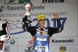 Podium: 3. Florian Alt, Yamaha YZF-R1M