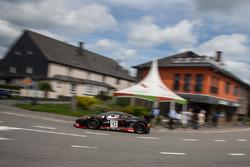 #43 Strakka Racing McLaren 650 S GT3: Jonny Kane, David Fumanelli, Sam Tordoff