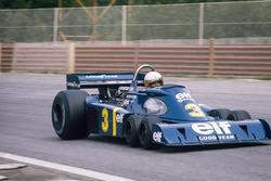 Jody Scheckter, Tyrrell P34, Ford