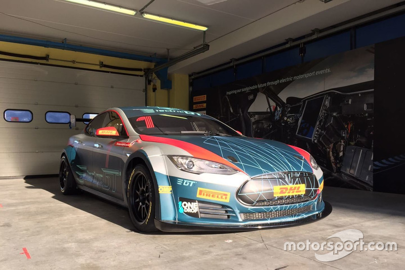 Electric GT P85+