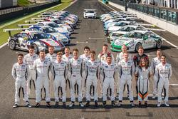 Porsche GT3 Cup Challenge Benelux/Fransa Pilotları