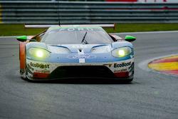 №66 Ford Chip Ganassi Racing Ford GT: Оливье Пла, Штефан Мюкке, Билли Джонсон