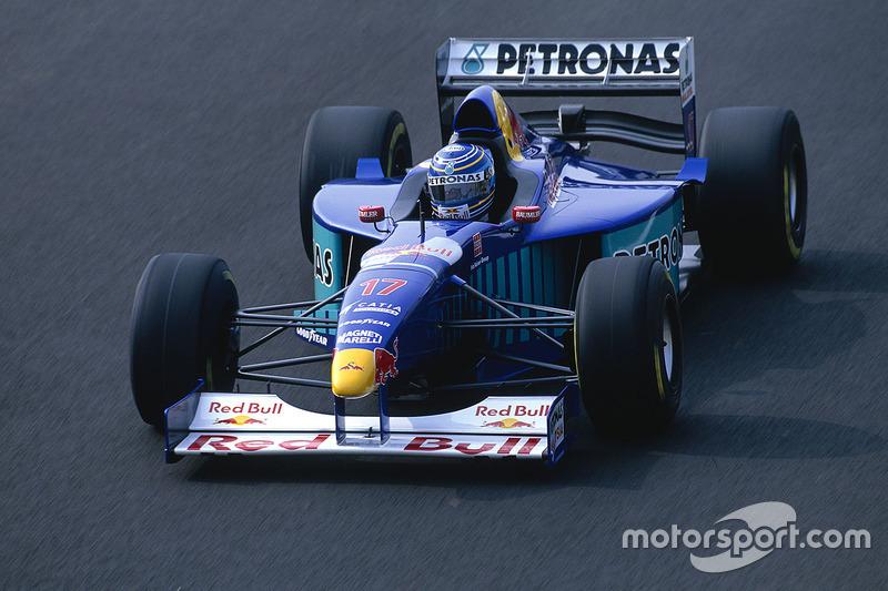 #17: Norberto Fontana, Sauber C16