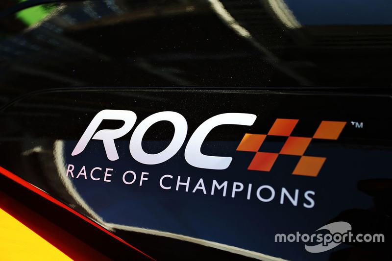 Race of Champions, logo