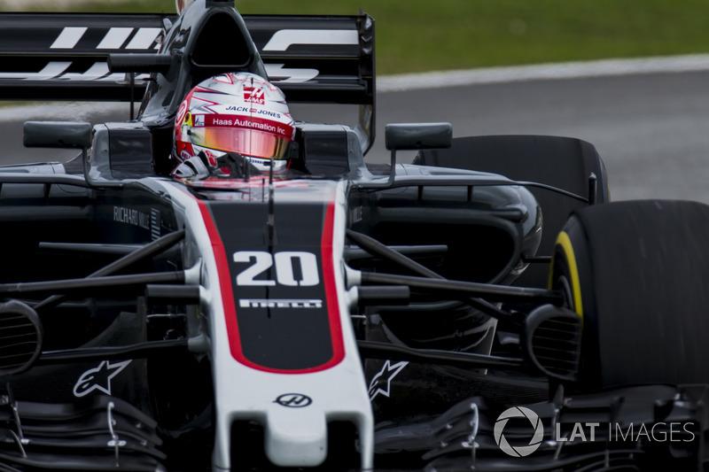18. Kevin Magnussen, Haas F1 Team VF-17