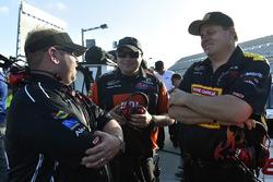 Kevin Manion, Kyle Busch Motorsports, Rudy Fugle, Kyle Busch Motorsports y Marcus Richmond