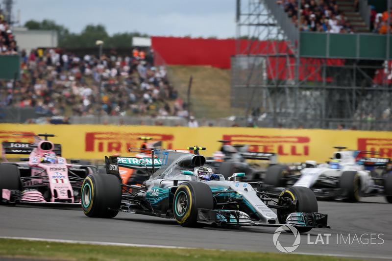 2. Валттері Боттас, Mercedes AMG