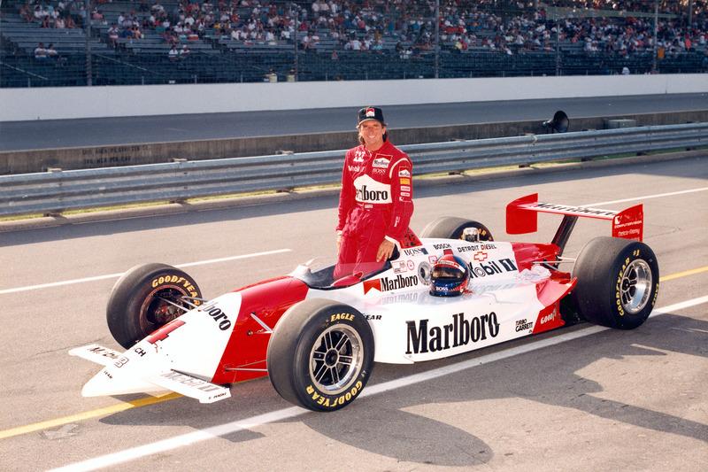 1993: Emerson Fittipaldi