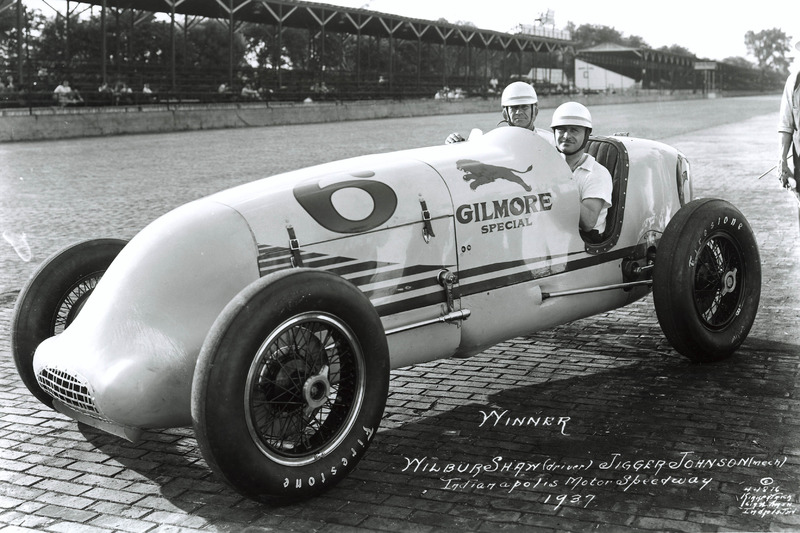 1937 - Wilbur Shaw