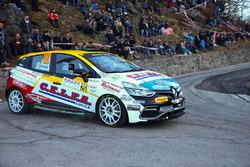 Luca Panzani, Renault Clio R3T