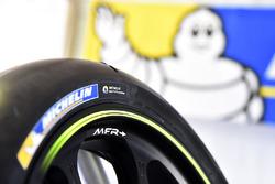 Michelin MotoGP Reifen Test