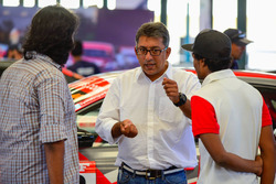 Sirish Vissa, Head of Volkswagen Motorsport India