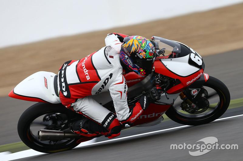 Stefano Manzi, Mahindra Racing