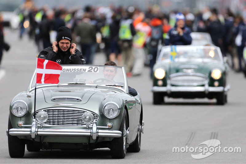 Кевін Магнуссен (Данія), Renault Sport F1 Team