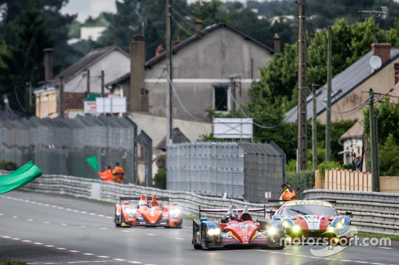 #34 Race Performance Oreca 03R Judd: Ніколас Лайтвілер, Дждеймс Вінсло, Шідзі Накано