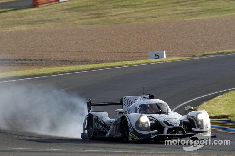 42nd: #31 Extreme Speed Motorsports Ligier JS P2 Nissan: Ryan Dalziel, Chris Cumming, Pipo Derani