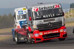 Norbert Kiss, Mercedes-Benz