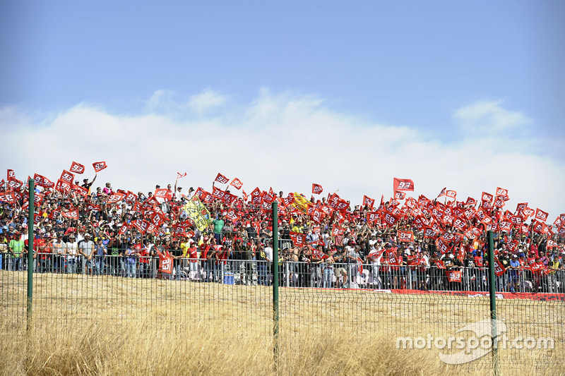 Fans of Marc Marquez, Repsol Honda Team