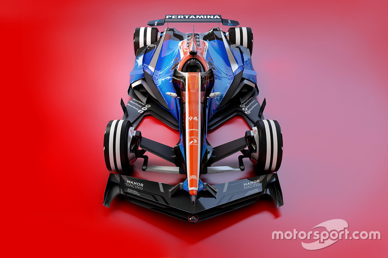 Concept Manor Racing 2030