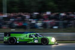 #40 Krohn Racing Ligier JS P2 Nissan: Tracy Krohn, Nic Jonsson, Joao Barbosa