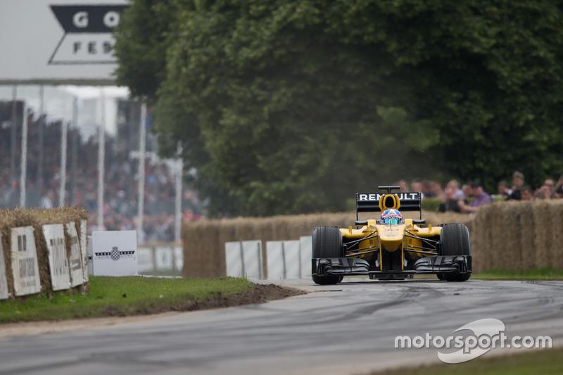Renault Sport E20 - Jolyon Palmer