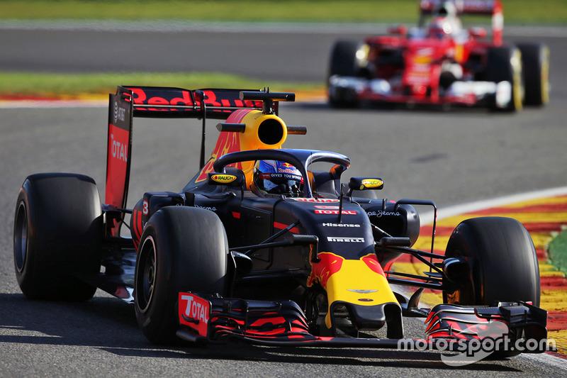 Концепт Halo Red Bull RB12