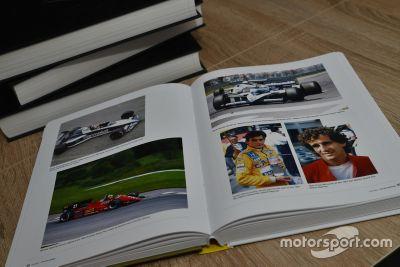 Formula 1 The Knowledge, le livre de David Hayhoe