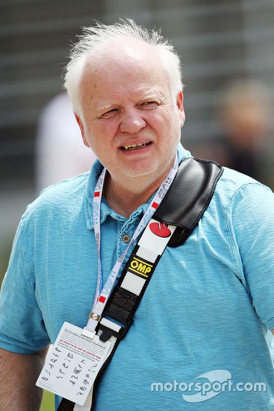 Norbert Vettel, vader Sebastian Vettel, Ferrari