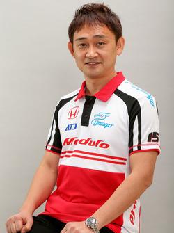 Ryo Michigami, Director of Drago Modulo Honda Racing