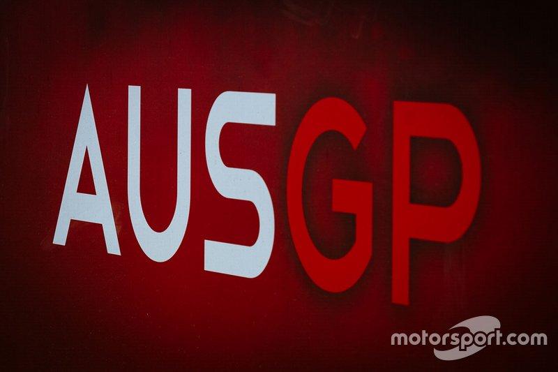 Australian GP logo