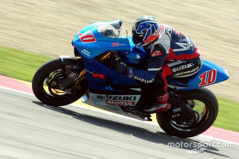 2004: Kenny Roberts