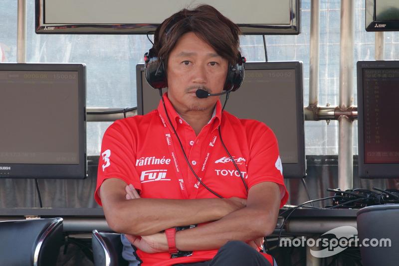 Masahiko Kondo(KONDO RACING)