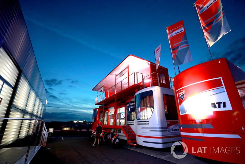 Hospitality de Ducati