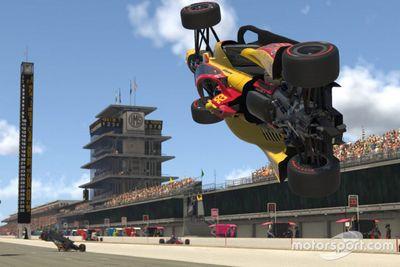 Indycar iRacing Challenge Ronda 6