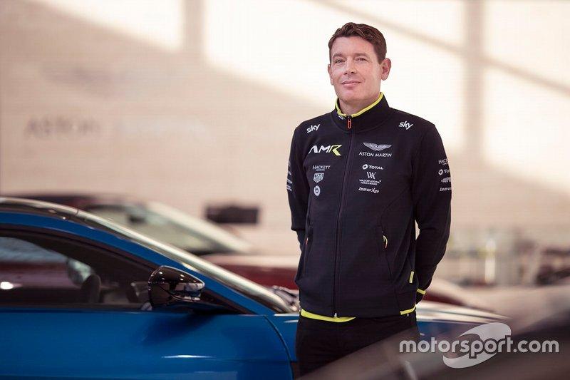 Annuncio piloti Aston Martin