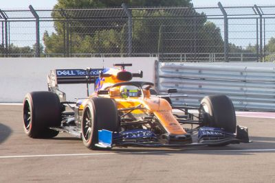 Pirelli Paul Ricard november test