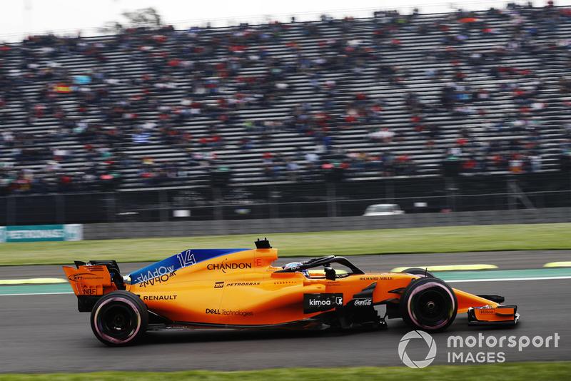 McLaren in der Formel 1 2018
