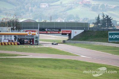 F1 Sauber Test, Fiorano