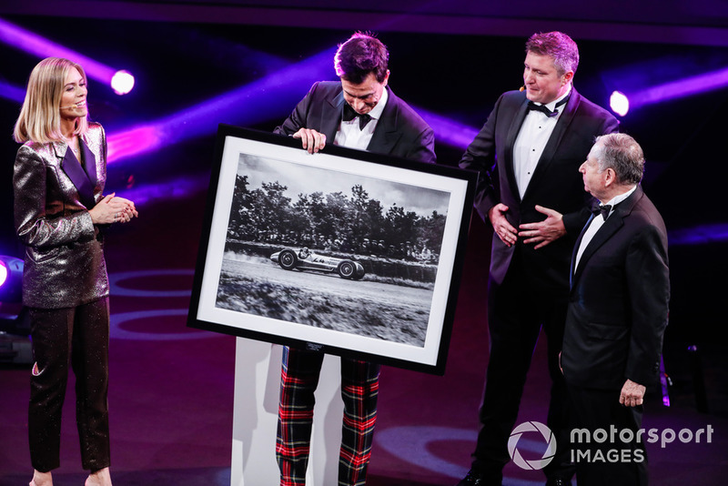 Trophée John Bolster : Toto Wolff