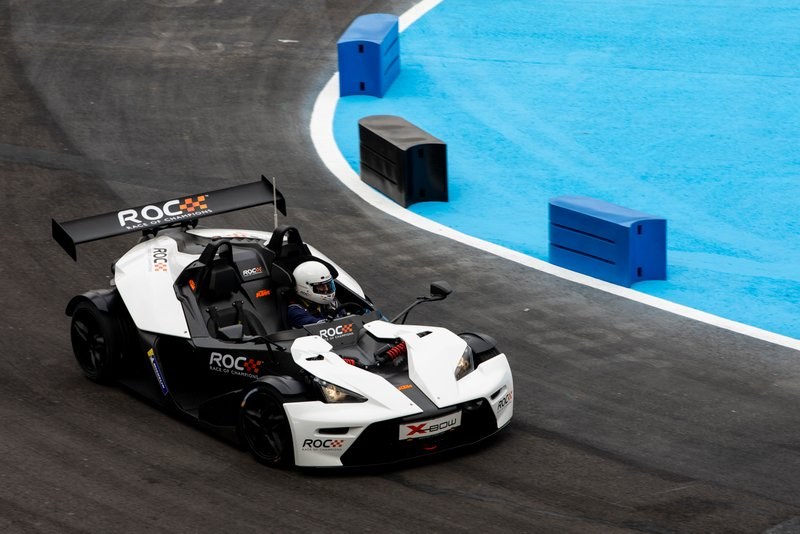 Sebastian Job, KTM X-Bow Comp R