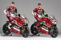 Presentazione Team Aruba.it - Ducati Superbike 2016
