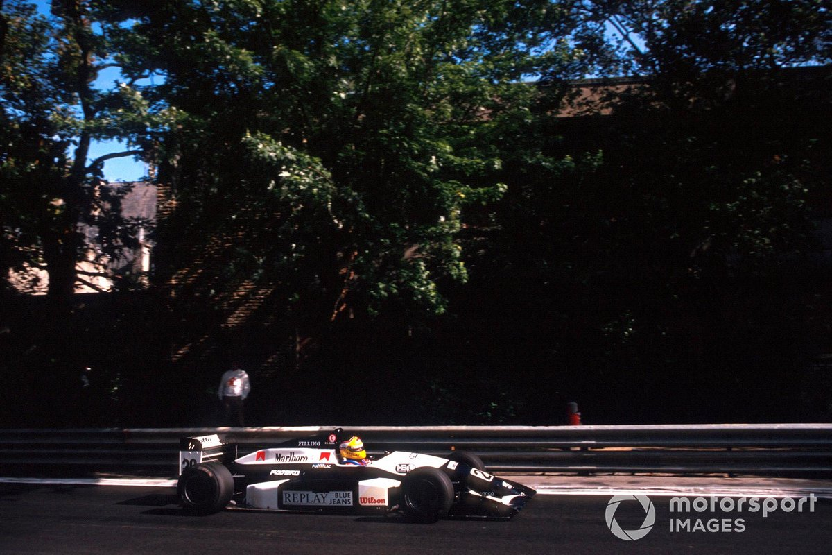 Luca Badoer, Team Crypton Reynard 92D Cosworth