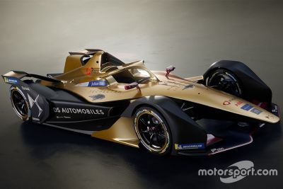 DS Techeetah car uveil