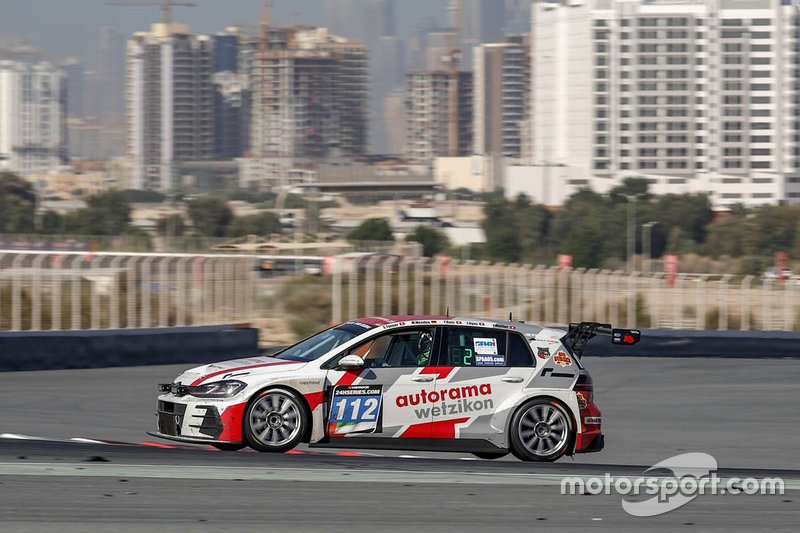 # 112 Volkswagen Golf GTi TCR DSG, Autorama Motorsport di Wolf-Power Racing