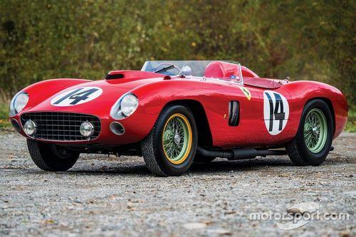 Ferrari 290 MM auction