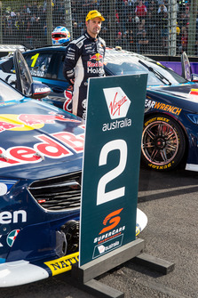 Third place Jamie Whincup, Triple Eight Race Engineering Holden
